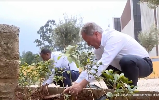 В Ефіопії за день висадили 350 мільйонів дерев