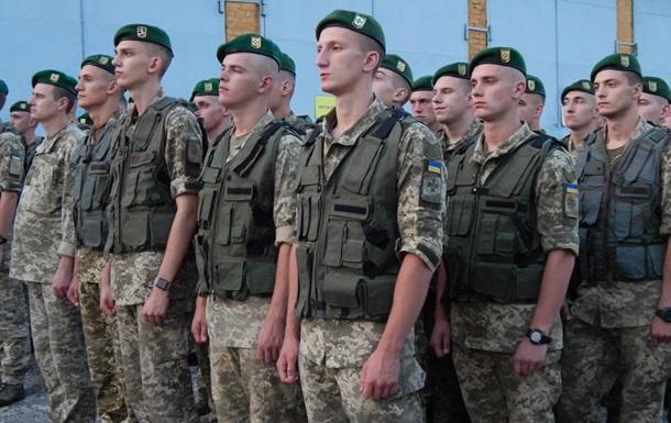 Украина направила более 300 курсантов для усиления госграницы с ЕС