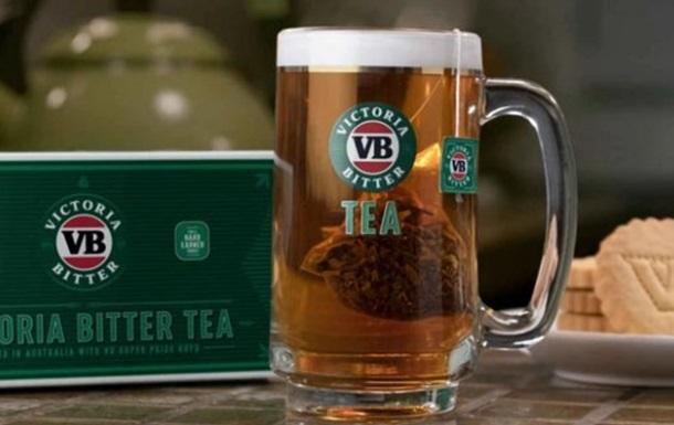 В Австралии появился гибрид пива и чая