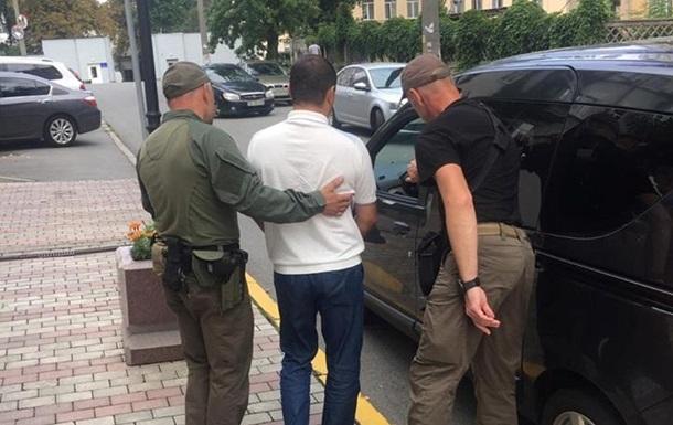 НАБУ затримало екс-заступника начальника поліції Одещини