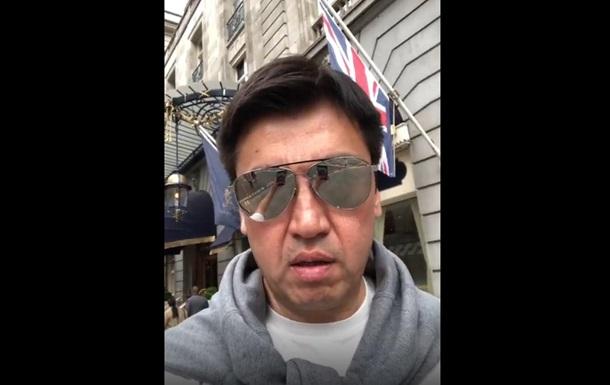 Казахского мэра уволили за видео из Лондона
