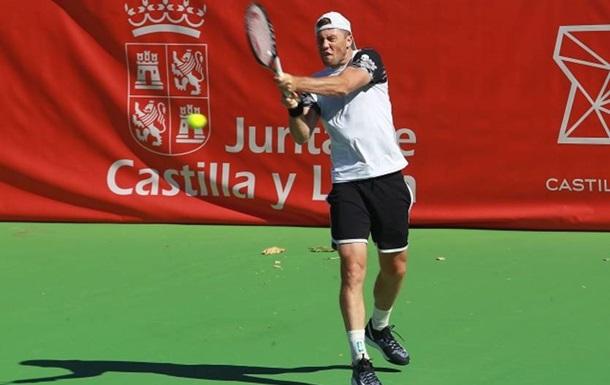 Марченко пробився до третього раунду турніру в Сеґовії