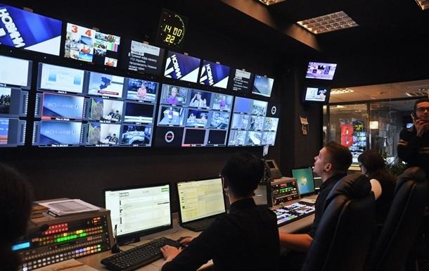 Украинский телеканал, вещающий на русском, уже есть - Мининформполитики