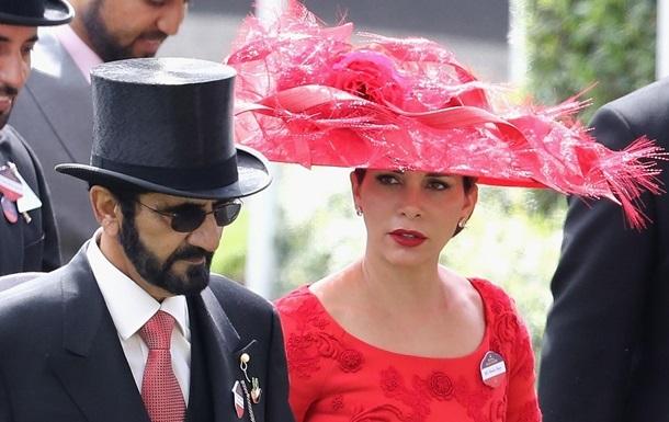 Сбежавшая жена премьера ОАЭ обратилась с иском в суд Лондона