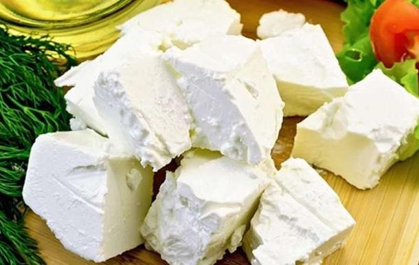 В Украине перестанут выпускать сыр фета