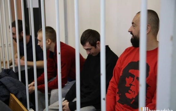 СМИ назвали возможные сроки освобождения украинских моряков