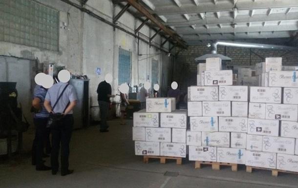 В Одессе уничтожили контрабандных сигарет на 20 миллионов
