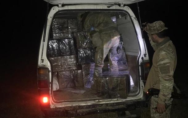 На Закарпатье пограничники со стрельбой и погоней задержали контрабандистов