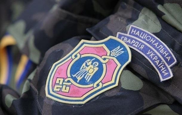 Нацгвардеец, который выстрелил себе в голову в райсуде Одессы, скончался