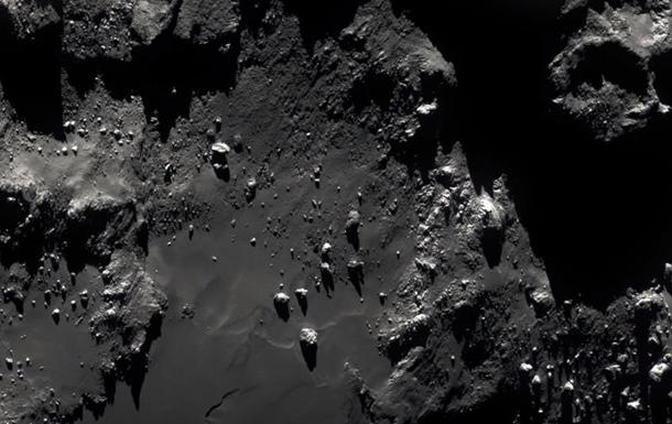 В сети показали ролик о комете Чурюмова-Герасименко