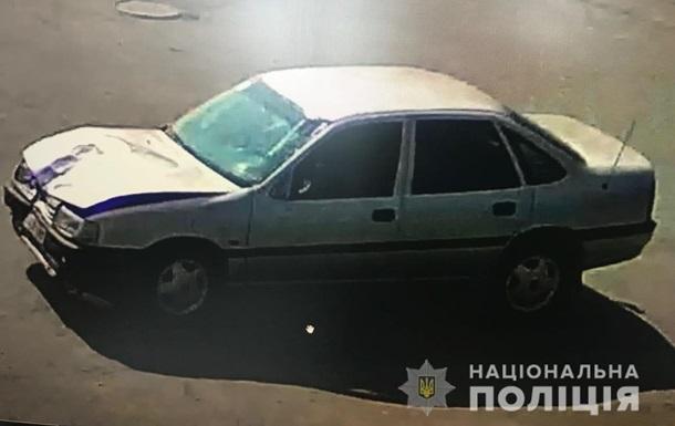 Поліція знайшла водія, який на смерть збив людину в інвалідному візку