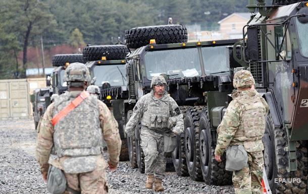 Пентагон готує перекидання військ до Європи
