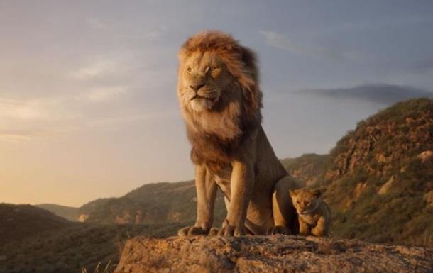 Король Лев заробив у прокаті мільярд - ЗМІ