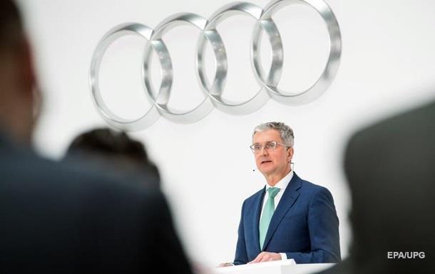 Дизельный скандал: экс-глава Audi обвинен в мошенничестве