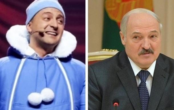 Владимир Зеленский склоняет на свою сторону Александра Лукашенко