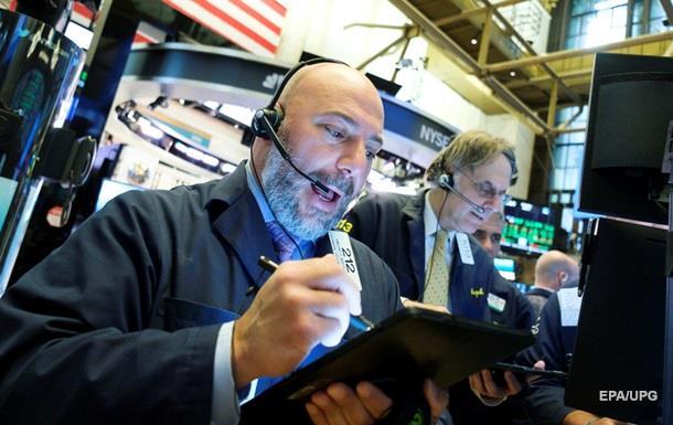 Фондовый рынок США упал после решения ФРС