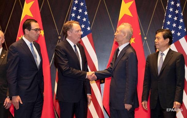 США і Китай продовжать торговельні переговори у вересні