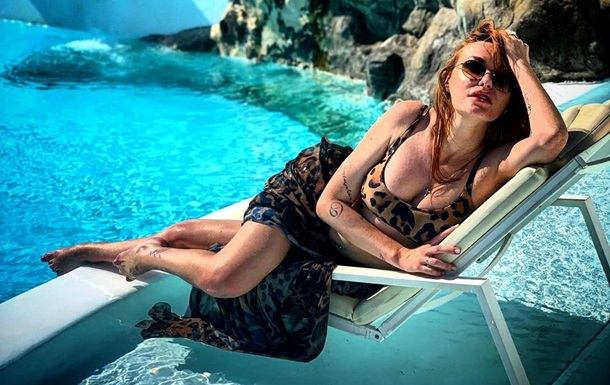 Співачка Слава Камінська показала фото з відпочинку