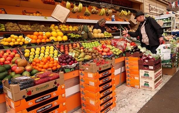 Украина увеличила аграрный импорт до $2,8 млрд