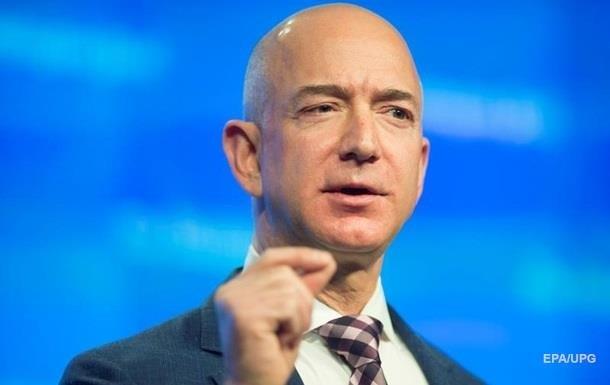 Глава Amazon продал акции компании почти на $2 млрд