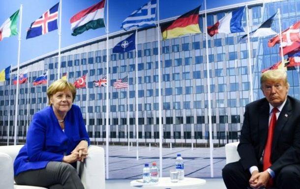 Ультиматум США для Німеччини. Ще на один крок ближче до краху НАТО