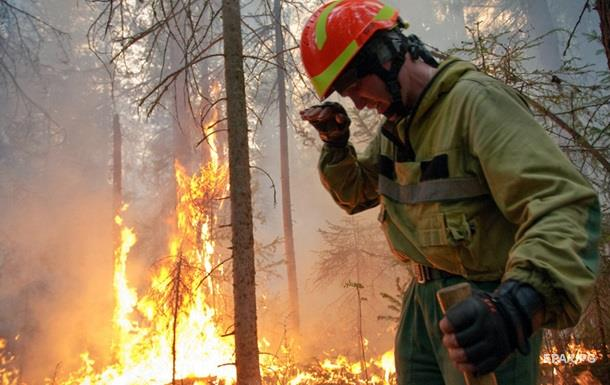 Пожежі в Сибіру. Рекордні площі, кличуть шаманів