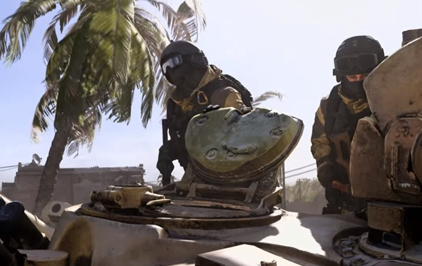 Call of Duty: Modern Warfare: видео