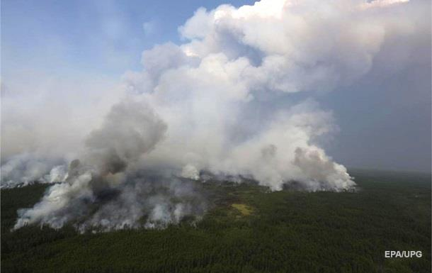 Дым от сибирского пожара достиг США и Канады