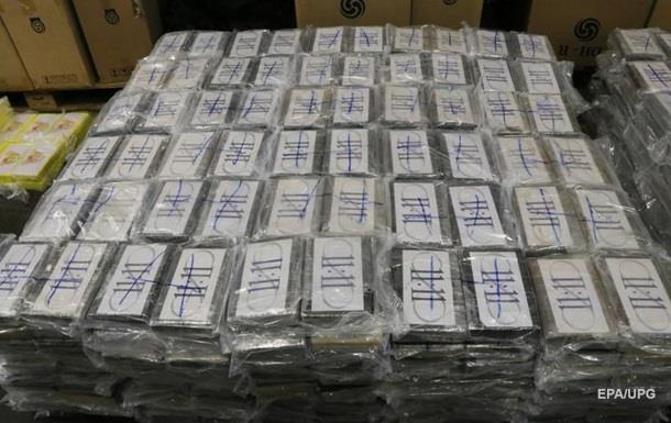 У Німеччині вилучили рекордну партію кокаїну