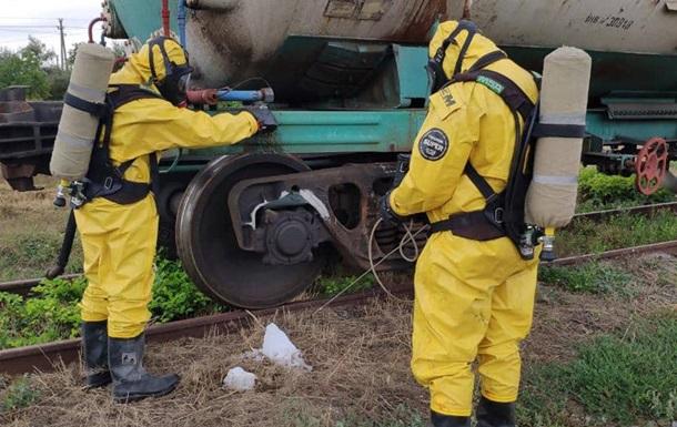 Утечка опасного вещества произошла в Николаевской области