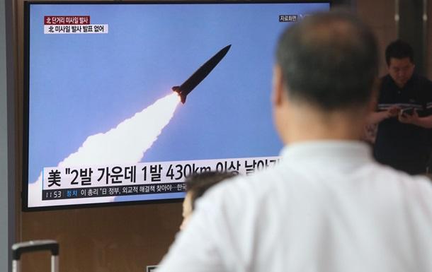 В КНДР заявили об испытании новой ракетной системы