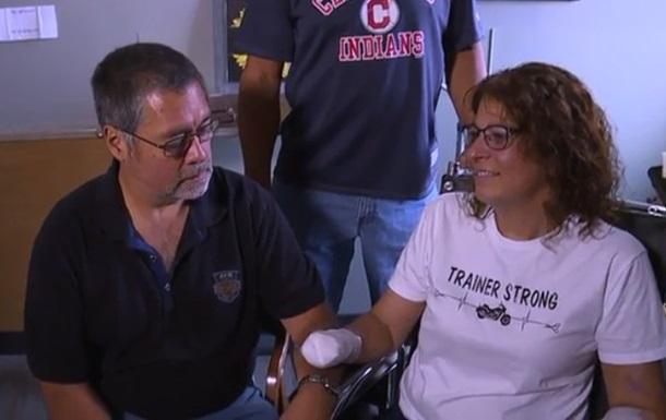 Американка втратила руки і ноги, заразившись бактерією від собаки