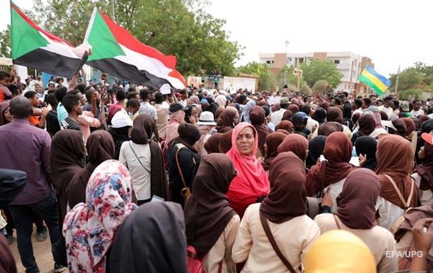 В Судане военные и оппозиция договорились о временном правительстве