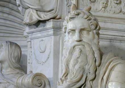 О Моисее, божьем законе и евреях