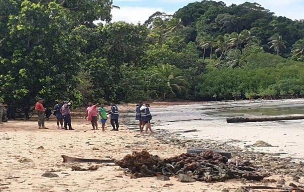 Біля берегів Фіджі впав у море медичний вертоліт