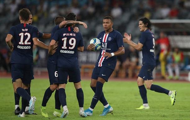 ПСЖ обыграл Ренн и стал обладателем Суперкубка Франции