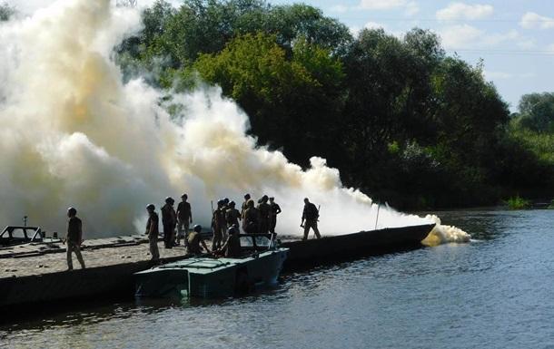 У Житомирській області пройшли військові навчання