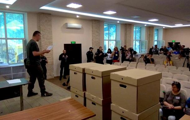 ЦВК перерахувала голоси в одномандатному окрузі №50