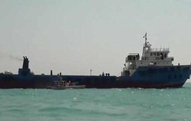 Ирак опроверг причастность к задержанному танкеру