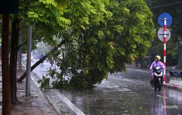 Во Вьетнаме жертвами наводнения стали пять человек