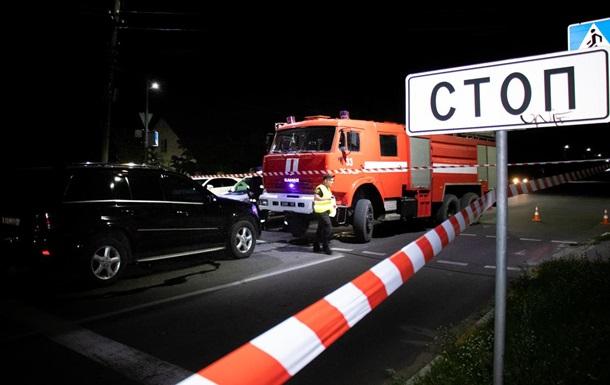 Под Киевом столкнулись два авто: есть жертва