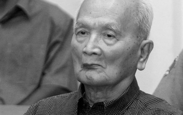 Помер один із найвпливовіших членів режиму  червоних кхмерів