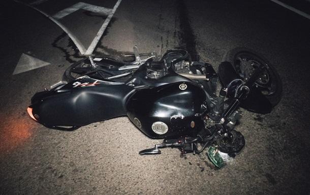 На Львовщине пять человек пострадали при столкновении двух мотоциклов