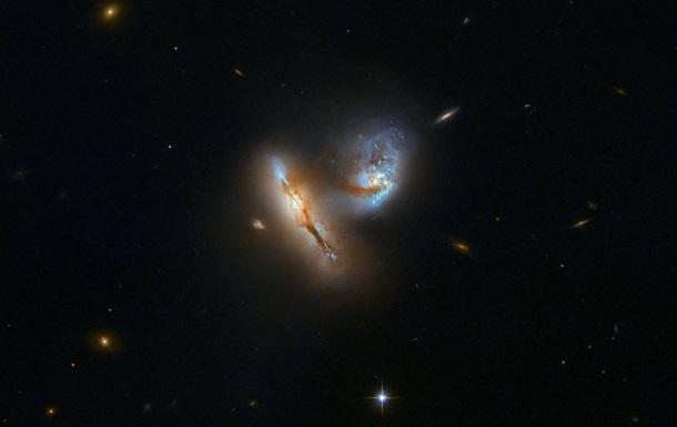 Hubble зняв  майбутнє Чумацького Шляху  через 4 млрд років