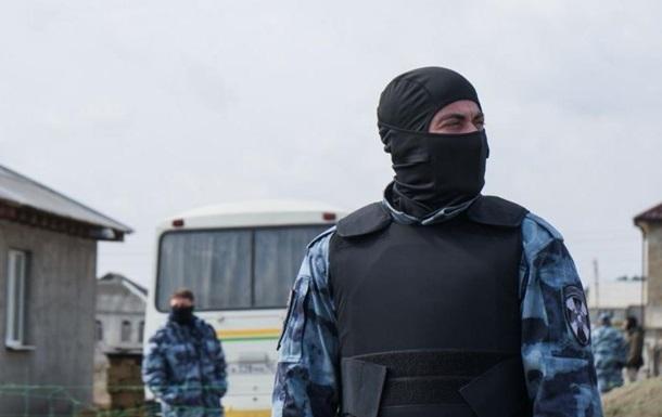 В Крыму задержали украинца, пытавшегося вывезти 120 литров топлива