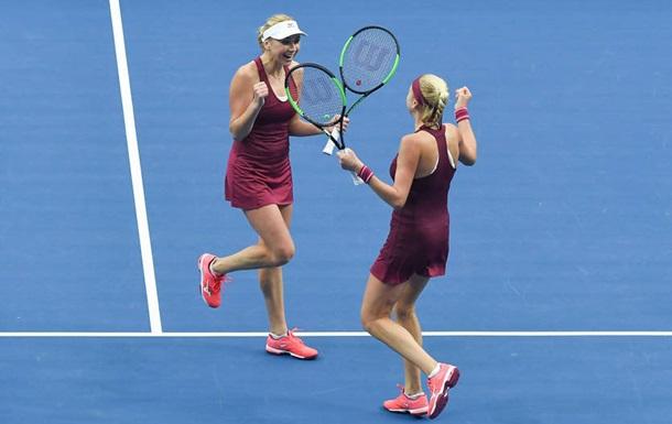 Сестри Кіченок зіграють на турнірі в Торонто