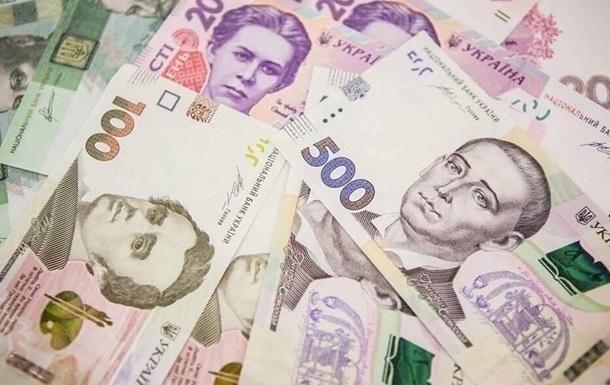 Дефіцит держбюджету перевищив мільярд гривень