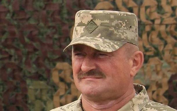 Зеленський призначив командувача Об єднаних сил