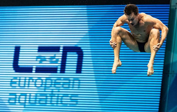 Німеччина виграла перше золото київського ЧЄ зі стрибків у воду