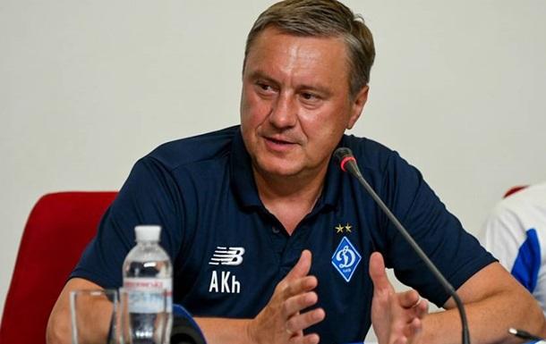 Хацкевич: Цыганков не готов сыграть все 90 минут